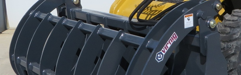 Make a Warranty Claim on Your Skid Steer Attachment