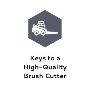 Keys to a High-Quality Brush Cutter