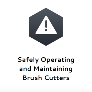 Safely Operating and Maintaining Brush Cutters