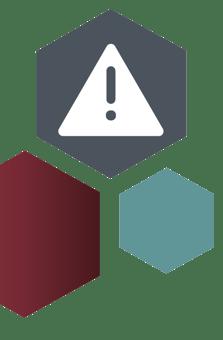 Virnig safety icon
